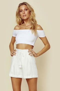 Blue Life Mae Crop Top - Product List Image