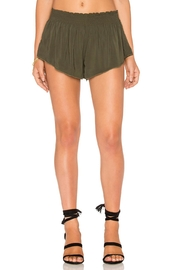 Blue Life Bunny Shorts - Front cropped