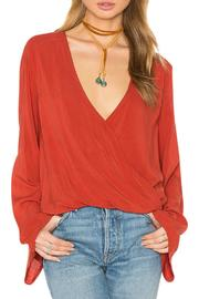 Blue Life Hayley Top - Front cropped