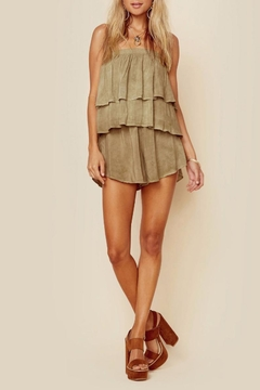 Shoptiques Product: Marion Tiered Romper
