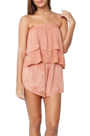 da019066f04 Honey Belle Stripe Tube Romper From Manhattan By Dor Ldor Shoptiques ...