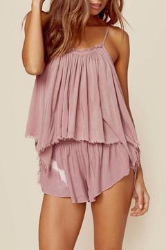 Shoptiques Product: Thalia Cami Rose Top