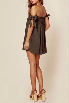 Shoptiques Product: Venus Tie Sleeve Dress