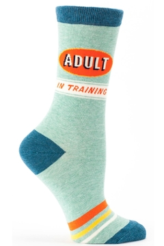 Blue Q Adult In Training Socks - Product List Image