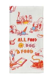 Blue Q All Food Dog - Front cropped