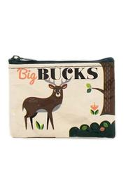 Blue Q Big Bucks Coin Purse - Product Mini Image