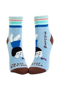 Shoptiques Product: Blue Ankle Socks