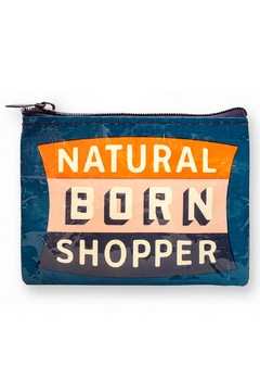 Shoptiques Product: Born Shopper Coin Purse