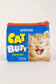 Blue Q Cat Butt Purse - Product Mini Image