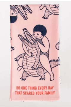 Shoptiques Product: Cheeky Dishtowel