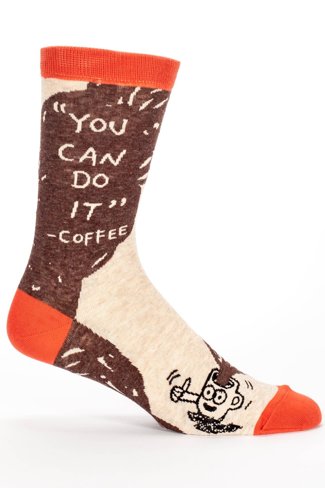 Blue Q Coffee Mens Socks - Main Image