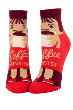 Shoptiques Product: Coffee Monster Socks
