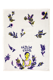Blue Q Get-Out Dishtowel - Product Mini Image