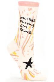 Blue Q Girl Power Socks - Product Mini Image