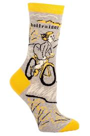 Blue Q Hellraiser Socks - Product Mini Image