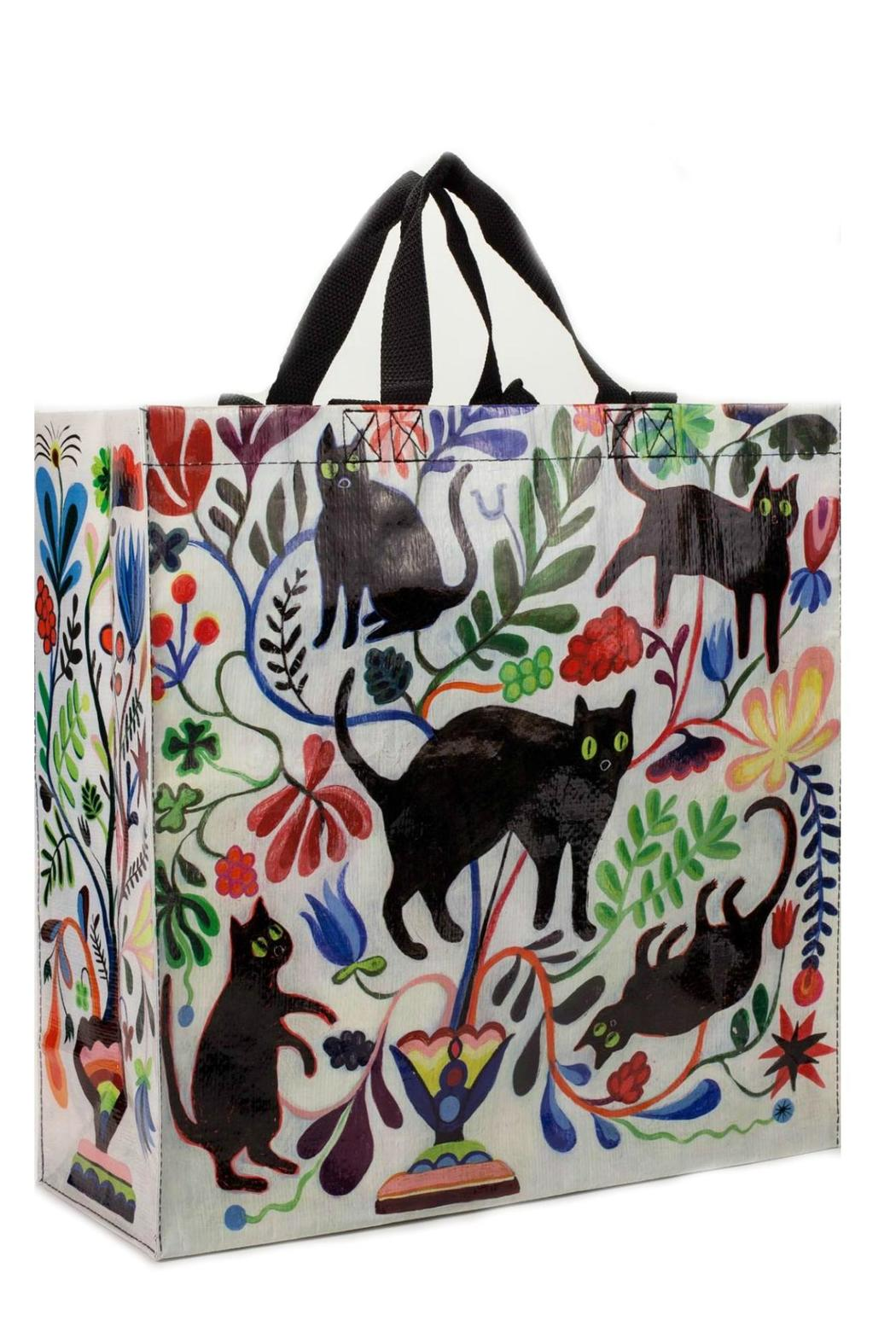 720f0dc837 Blue Q Here Kitty Shopper Bag from Oregon by Copper Creek Mercantile ...