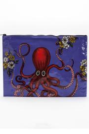 Blue Q Jumbo Zipper Pouch - Front cropped