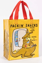 Blue Q Kangaroo Lunch Bag - Product Mini Image