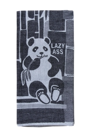 Blue Q Lazy Ass Dishtowel - Product Mini Image