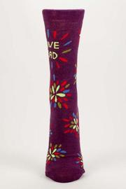Shoptiques Product: Love Bread Socks - Front full body