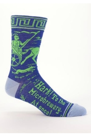 Blue Q Men's Microbrewery Socks - Product Mini Image