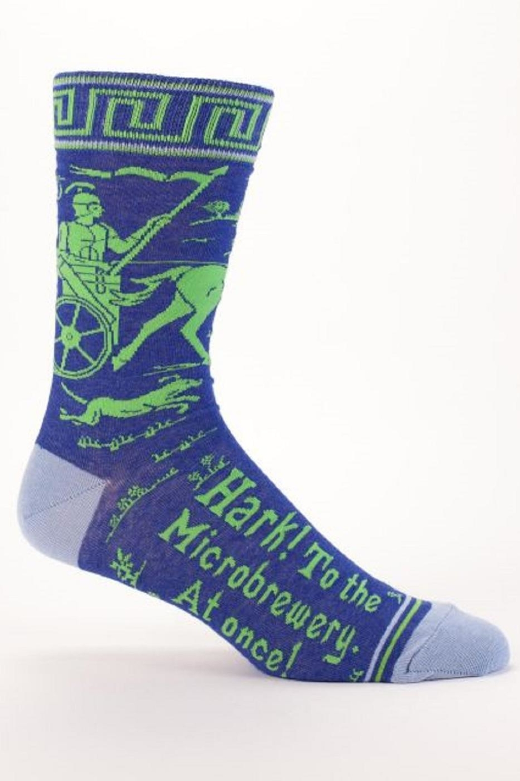Blue Q Microbrewery Mens Socks - Main Image