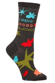 Blue Q Mood Swings Socks - Product Mini Image