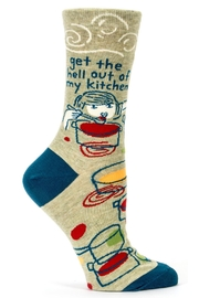 Blue Q My Kitchen Socks - Product Mini Image