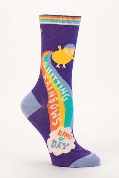 Shoptiques Product: Rainbow Day Socks