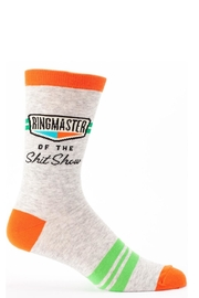 Blue Q Ringmaster Mens Socks - Product Mini Image