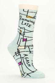 Shoptiques Product: Running Late Socks