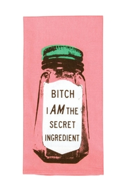 Blue Q Secret Ingredient Dishtowel - Product Mini Image