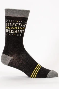 Shoptiques Product: Selective Hearing Socks