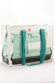 Blue Q Sew-It Shoulder Tote - Front full body