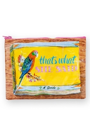 Blue Q She Said Zip Pouch - Product Mini Image