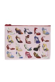 Blue Q Shoe Zipper Pouch - Product Mini Image