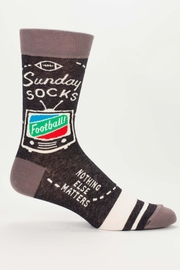 Blue Q Sunday Football Socks - Product Mini Image