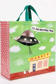 Blue Q Ufo Reusable Bag - Product Mini Image