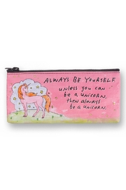 Blue Q Unicorn Zip Pouch - Product Mini Image
