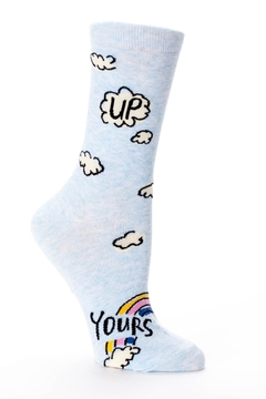 Shoptiques Product: Up Yours Socks