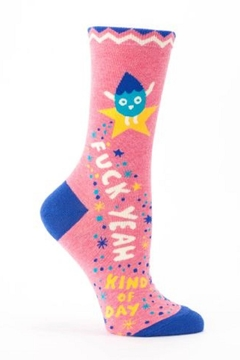 Shoptiques Product: Yeah Kinda Day Socks