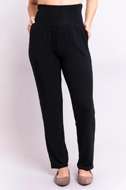 Blue Sky Bamboo Taper Pant - Product Mini Image