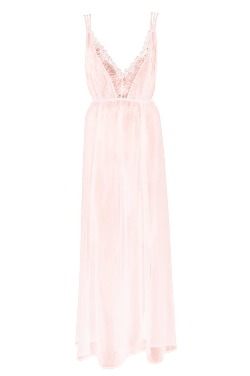 BLUEBELLA Lily Nightgown from Nebraska by Nearly Naked — Shoptiques
