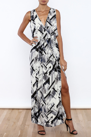 BlueBlush Printed Maxi Dress - Product Mini Image