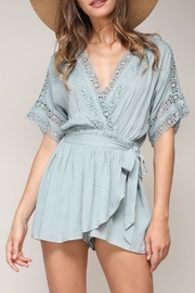 BlueBlush Serena Romper - Product Mini Image