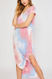 Bluivy Tie Dye Maxi - Front cropped