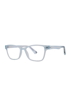 Shoptiques Product: BLULITE ARIAL GELS BLUE CRYSTAL +1.50 SCOJO READING GLASSES