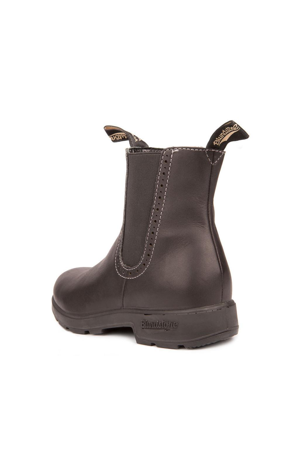 Blundstone  Girlfriend 1448  Black Boot - Front Full Image