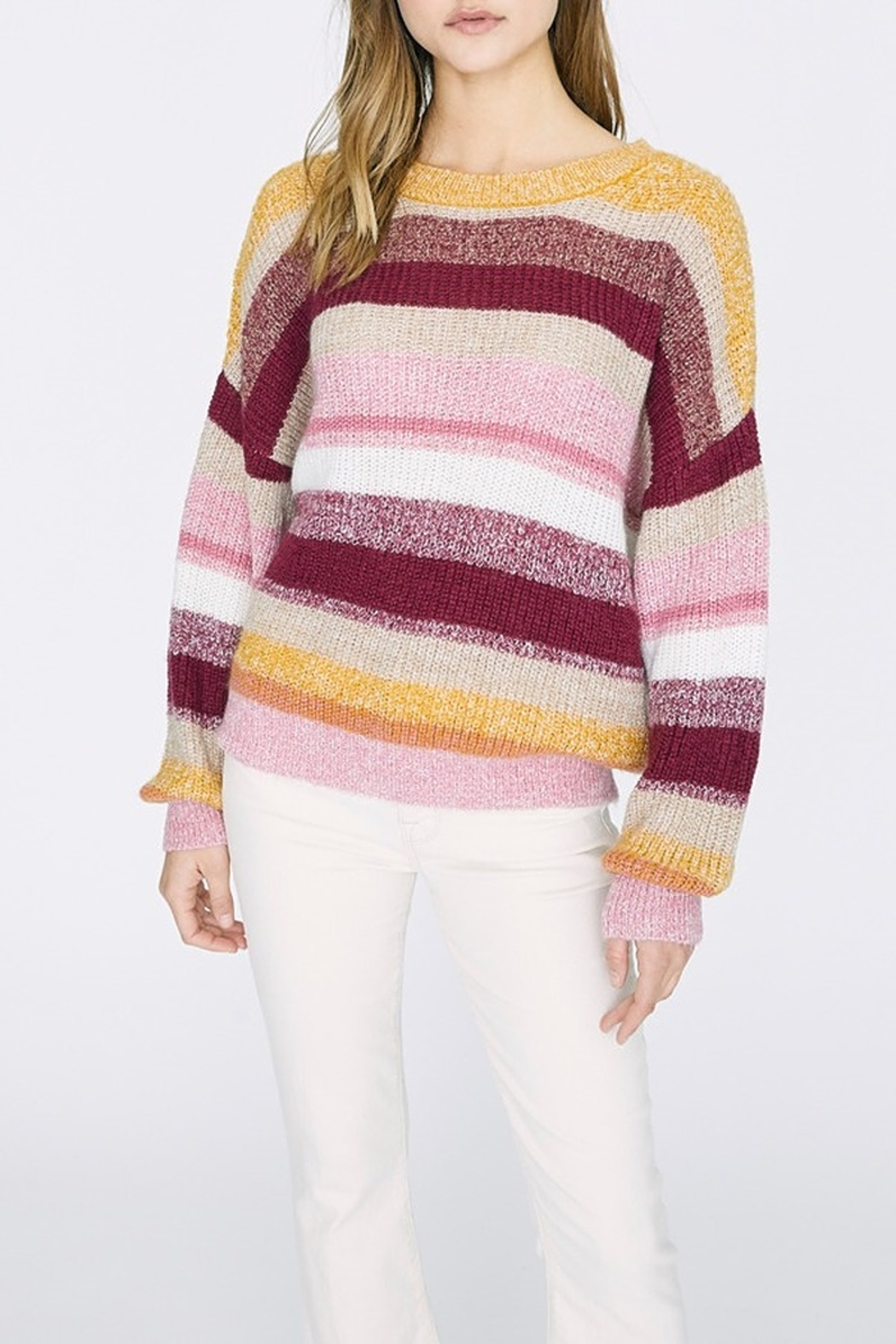 Sanctuary Blurred Lines Sweater - Main Image