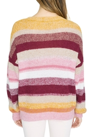 Sanctuary Blurred Lines Sweater - Front full body